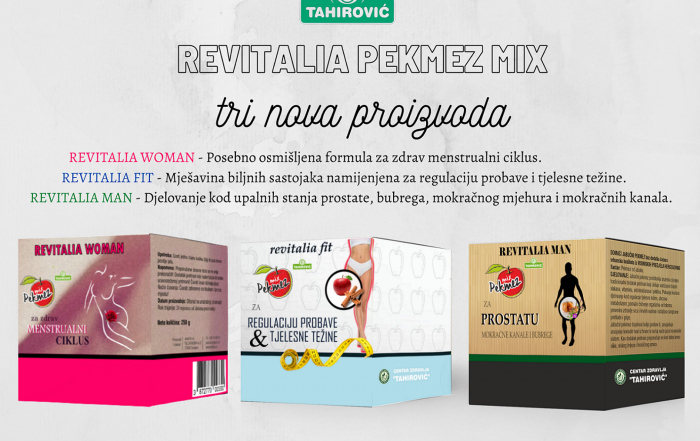REVITALIA PEKMEZ MIX